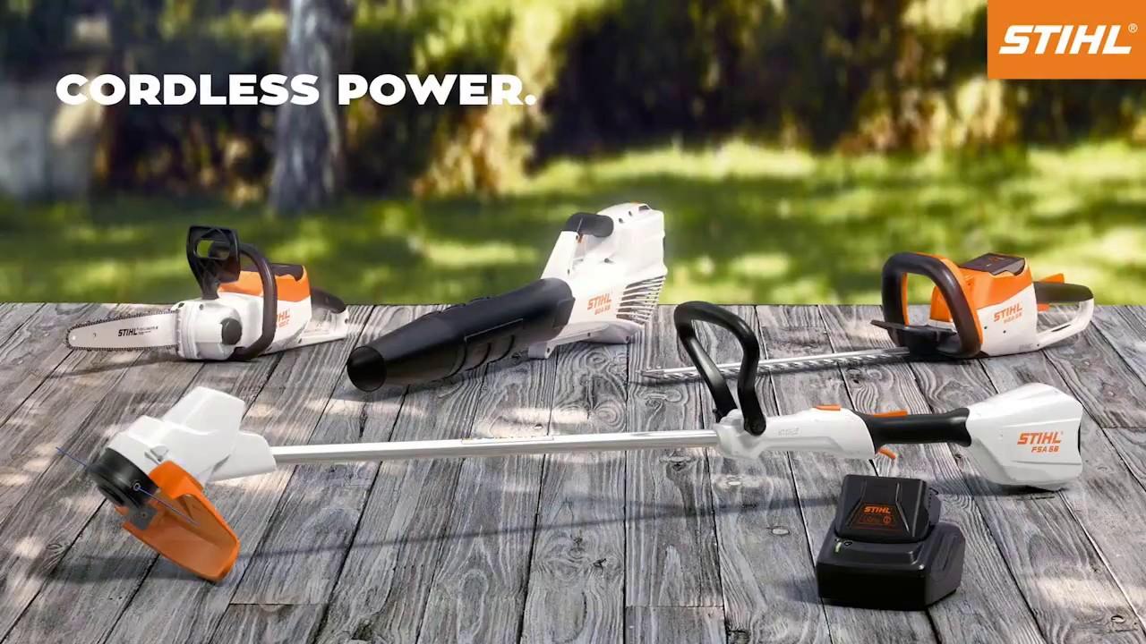STIHL Akumulatorski uređaji